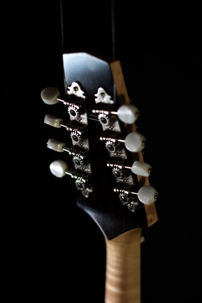 Mandoline archtop style A - mécaniques