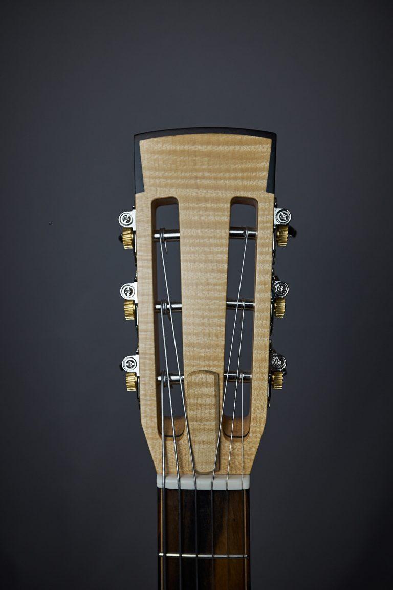 Guitare archtop 15 pouces Julien Sorosac Luthier